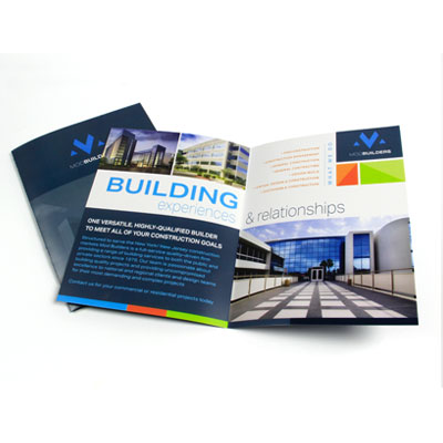 Brochures (C-Fold)
