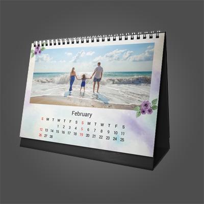 Desk Calendar Photo