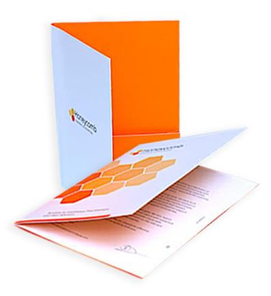 Mini Presentation Folders Photo