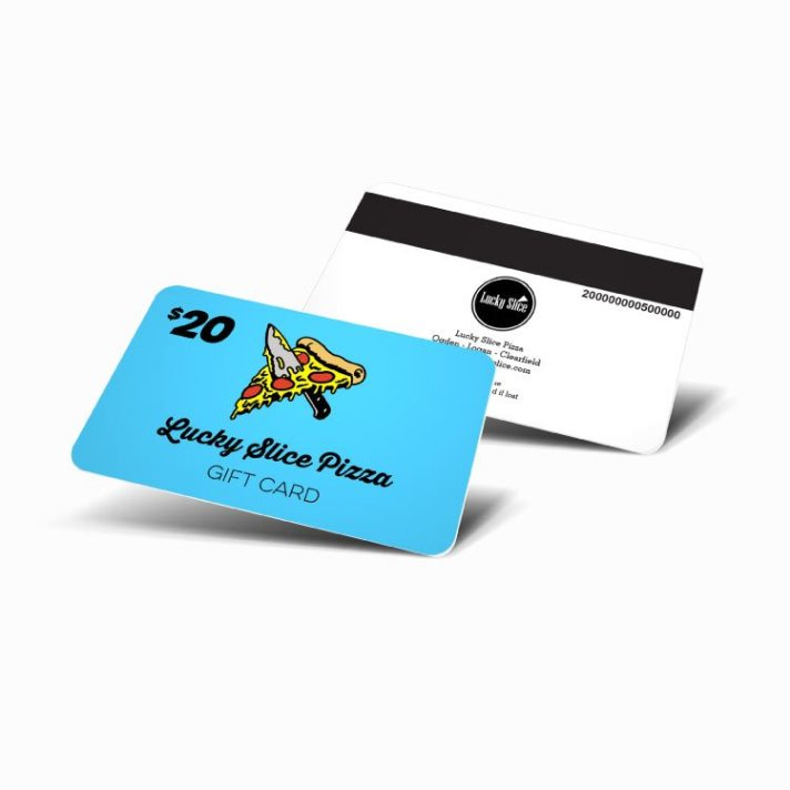 Plastic Gift Cards Photo